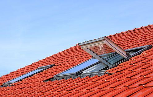 Naprawa okien dachowych